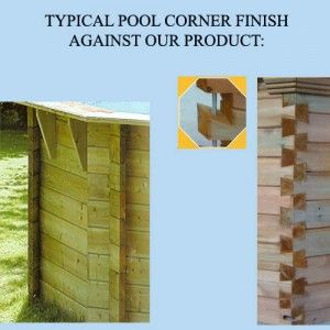 Our Wooden Pool Services