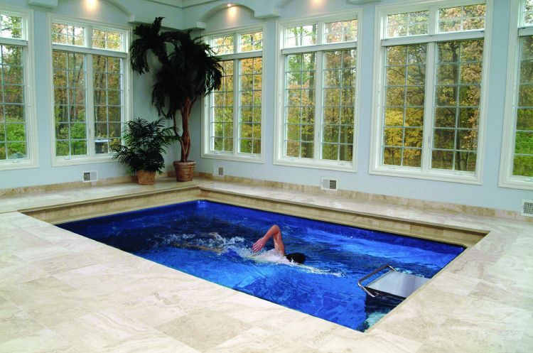 Endless Pool Gallery – KB Pools | Swimming Pools and Spas Bournemouth