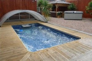 Bespoke Swimming Pool Construction