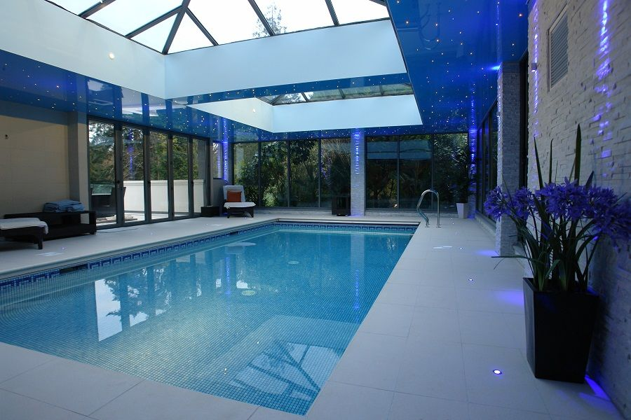 Indoor Swimming Pool Construction | Indoor Pool and Swim Spa Dealer