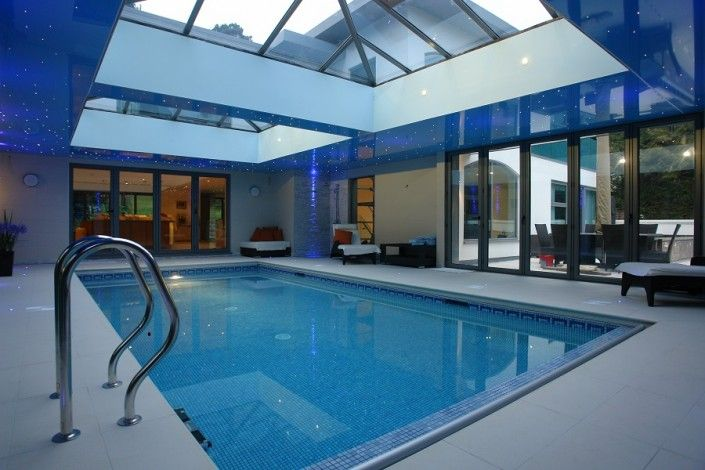 Moving Floor Swimming Pool Design