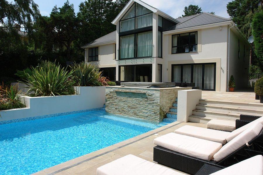 Swimming pool taking the plunge in dorset swim spas dorset - Public swimming pools bournemouth ...