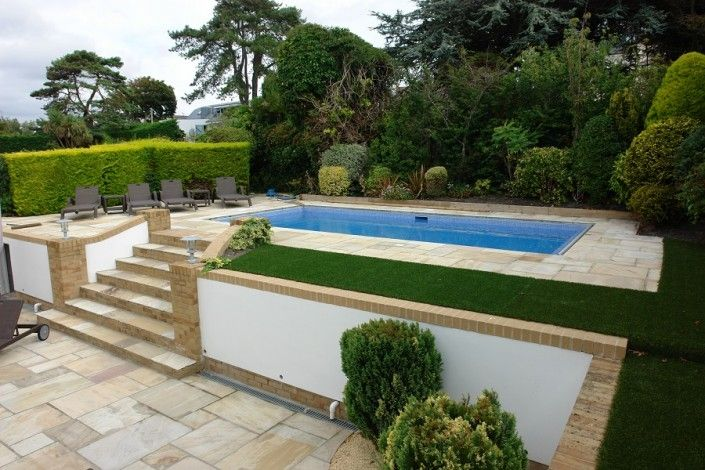 Outdoor Pools Gallery