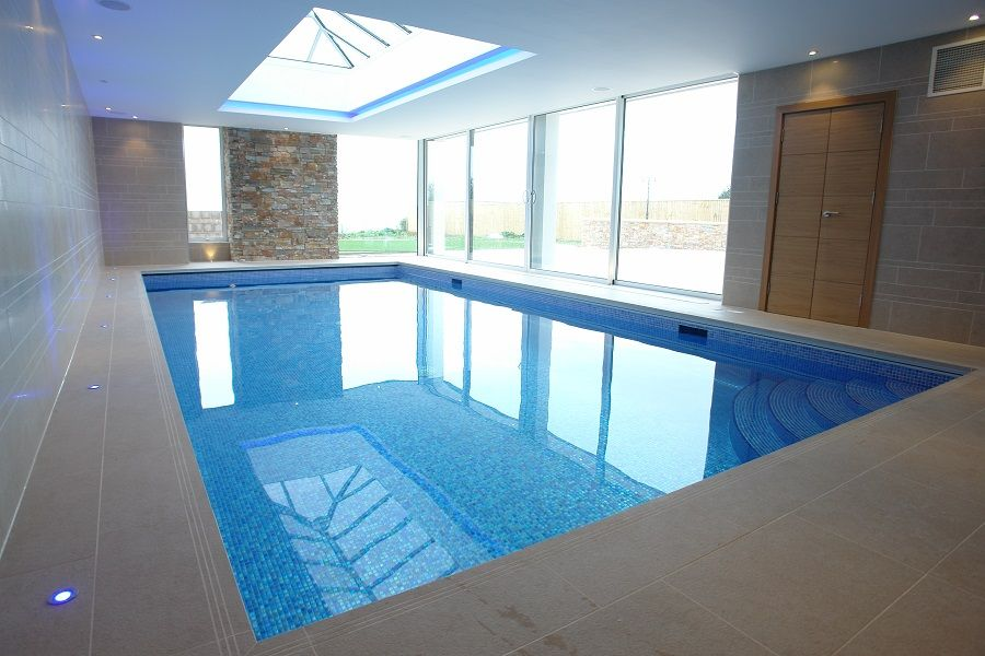 Indoor Swimming Pool Construction Bournemouth | Swim Spa Bournemouth