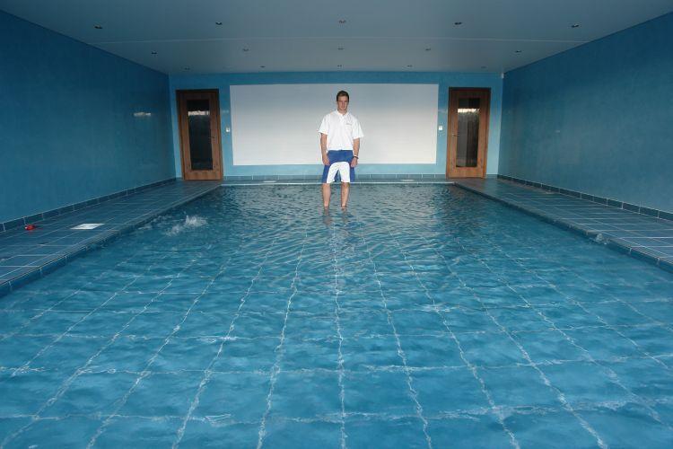 Movable Pool Floors